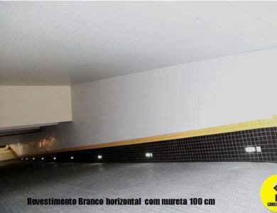 Instalação de Revestimento em PVC