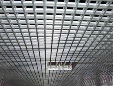 Instalação de Forro Metálico